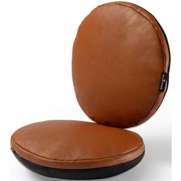 Mima Sada sedacích polštářků do židličky Moon Hnědá