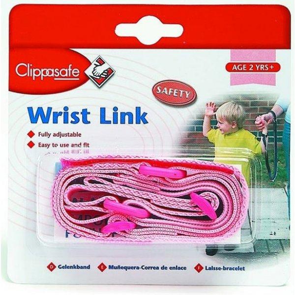 Clippasafe VODÍTKO NA RUKU - pro dítě Pink