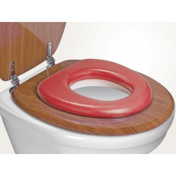 Reer WC SEDÁTKO - Soft Červená