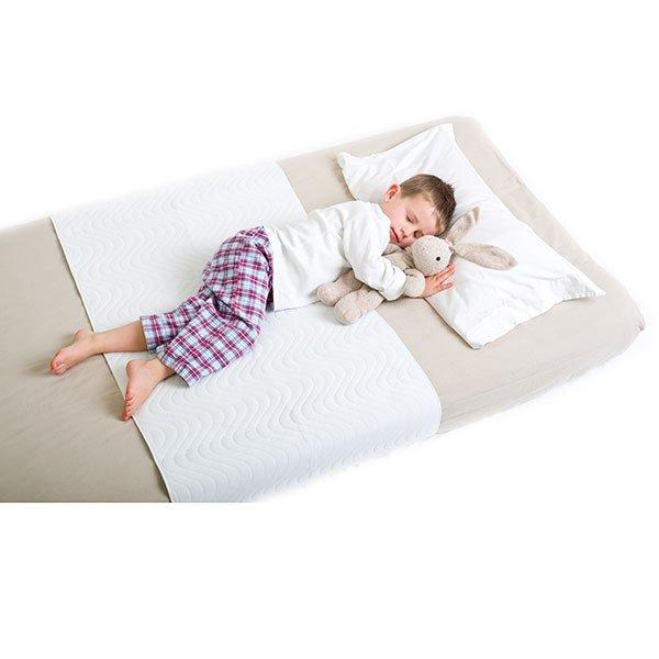 Delta Baby DOOMOO ABSOPLUS - potah matrace Bílá