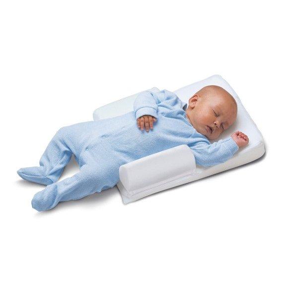 Delta Baby SUPREME SLEEP - fixační podložka Bílá
