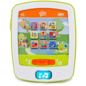 Bright Starts Hračka interaktivní LIGHTS & SOUNDS FUN PAD™, 3m+ Multicolor