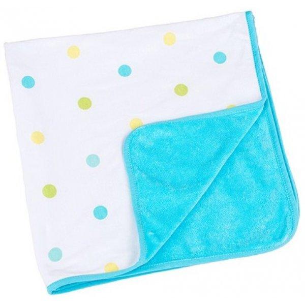 Delta Baby BABY DREAM přikrývka Pop Turquoise