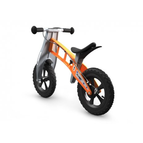 FirstBike Odrážedlo CROSS Orange