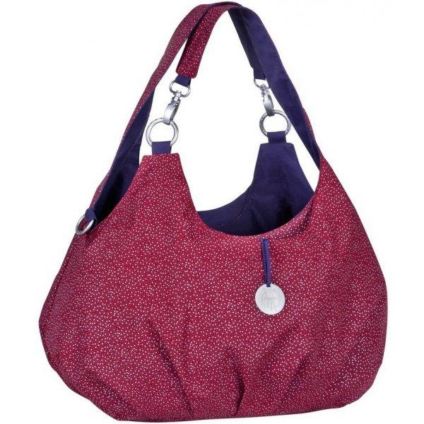 Lässig Taška GOLD LABEL SHOULDER BAG Solid Red