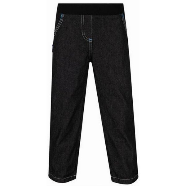 G-mini Kojenecké kalhoty RENE Černá