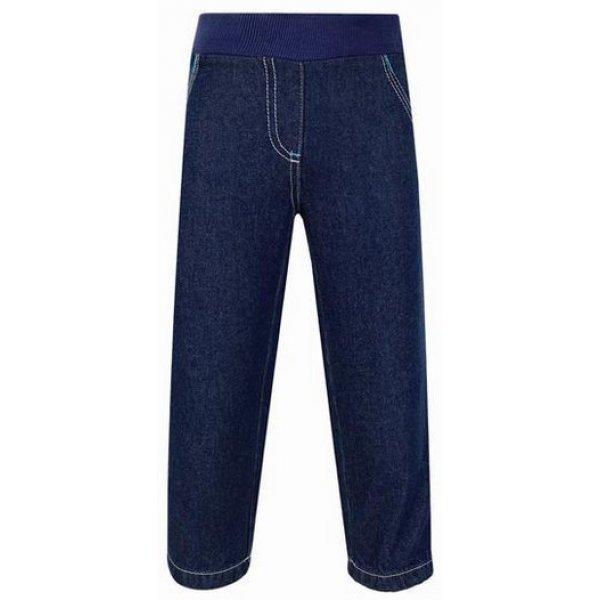 G-mini Kojenecké kalhoty RENE Modrá