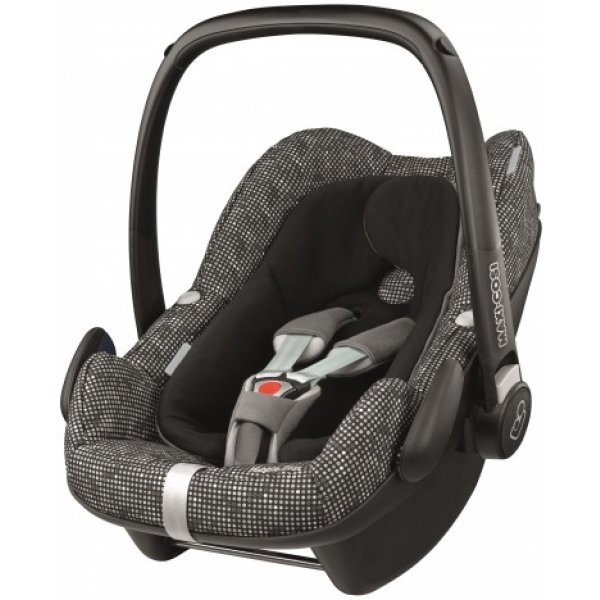 Maxi Cosi PEBBLE PLUS autosedačka Digital Black