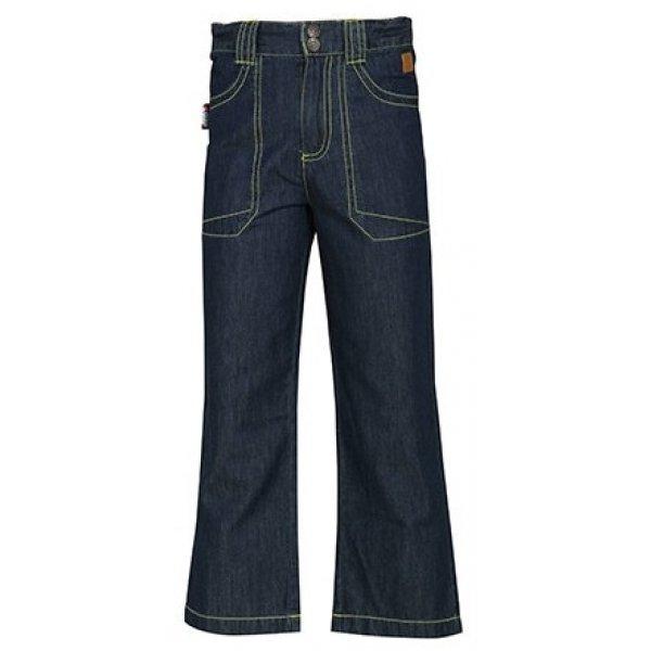 Loap KIDS Chlapecké kalhoty NACH Modrá