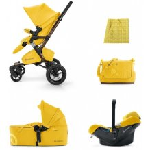 Concord Mobility set NEO + Air + Scout kočárek Blazing Yellow