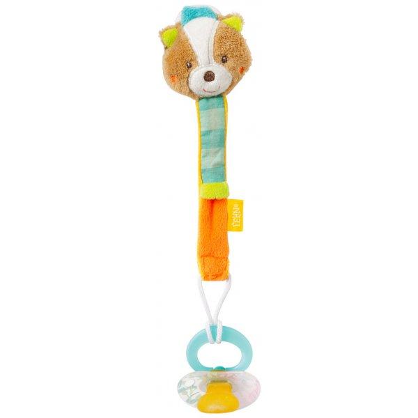 Fehn FOREST hračka na dudlík Liška