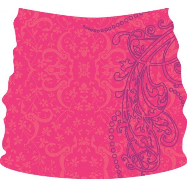 Lässig Těhotenský pás BELLYBAND STRAIGHT Dehli pink