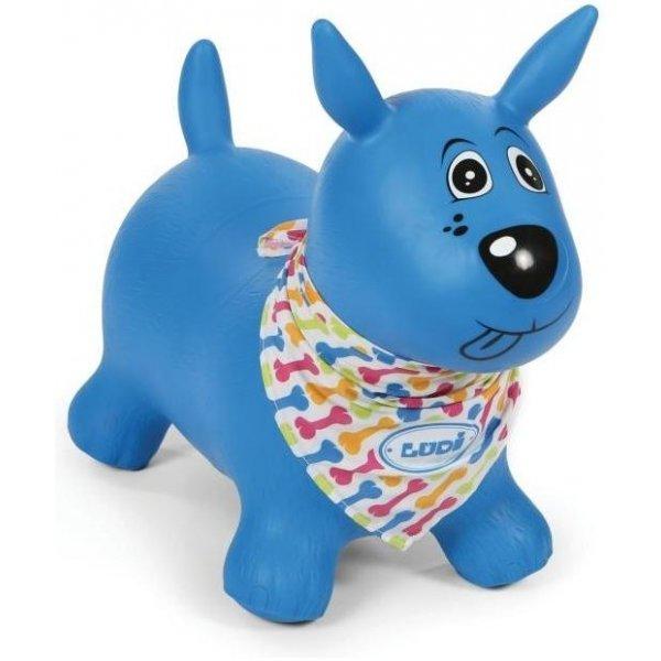 Ludi SKÁKACÍ PES Modrá