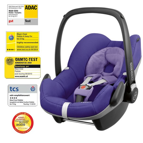 Maxi Cosi Pebble autosedačka Purple Pace