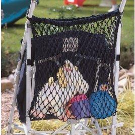 Clippasafe Síťová taška na kočárek