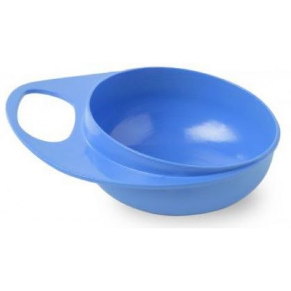 Nuvita Plastová miska Modrá