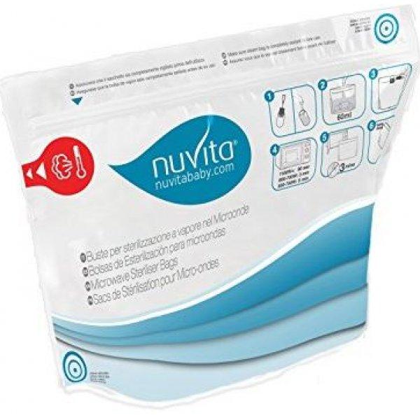 Nuvita Sterilizační sáčky do mikrovlnné trouby