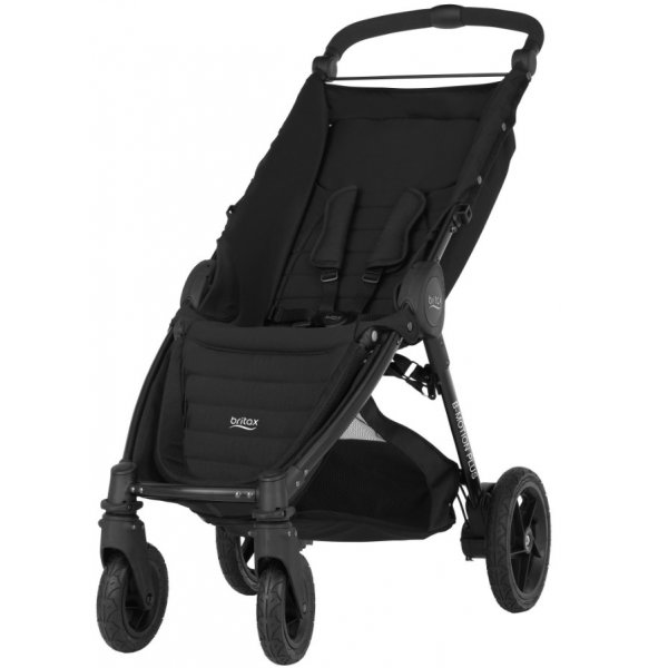 Britax B-MOTION 4 PLUS kočárek Cosmos Black