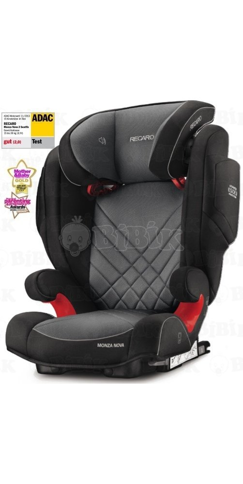 recaro monza nova 2 seatfix autoseda ka 2017 carbon black. Black Bedroom Furniture Sets. Home Design Ideas