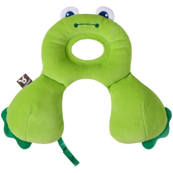 BenBat Nákrčník s opěrkou hlavy Žába