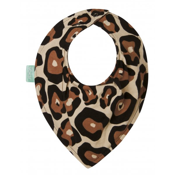 Voksi Design by Voksi Bib Going leopard