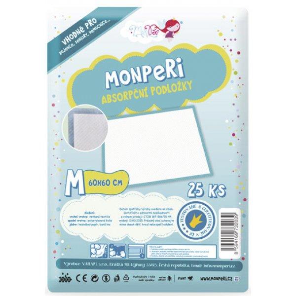 MonPeri Absorpční podložky M