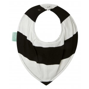 Voksi Design by Voksi Bib Black ivory