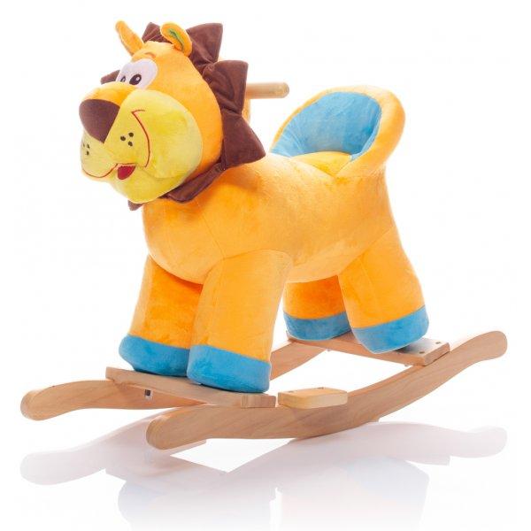 Jolly Ride Houpací lev Hnědý