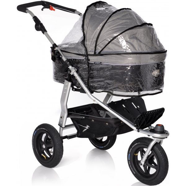 TFK Raincover Quick Fix carrycot T-003-FQ
