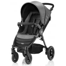 Britax B-Motion 4 kočárek 2018 Black Denim