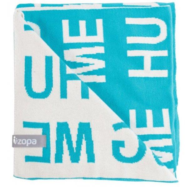 Zopa Dětská deka Hug Me Mint