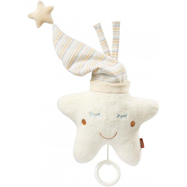 Baby Fehn Babylove hrací hvězdička Bílá