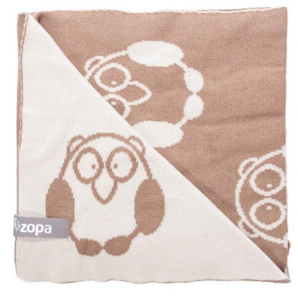 Zopa Dětská deka Little Owl Savana