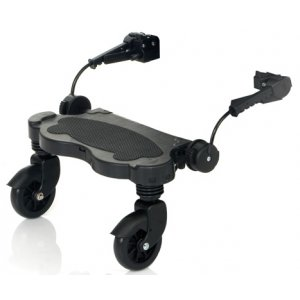 ABC Design KIDDY RIDE ON stupátko Black