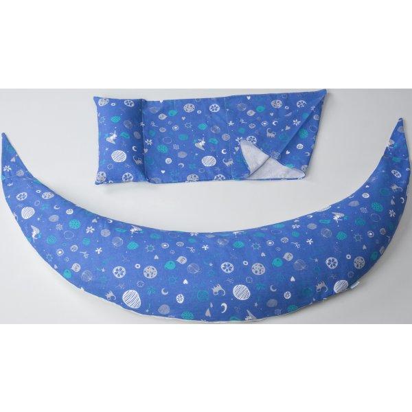 Nuvita Dream Wizard multifunkční polštář Boy Blue
