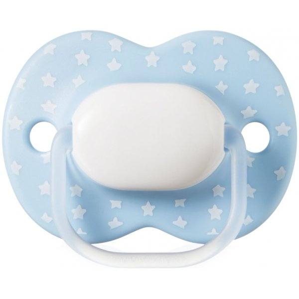 Tommee Tippee Šidítko C2N silikon Little London 0-6m Boy