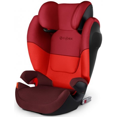 Cybex Solution M-fix SL autosedačka 2020 Rumba Red