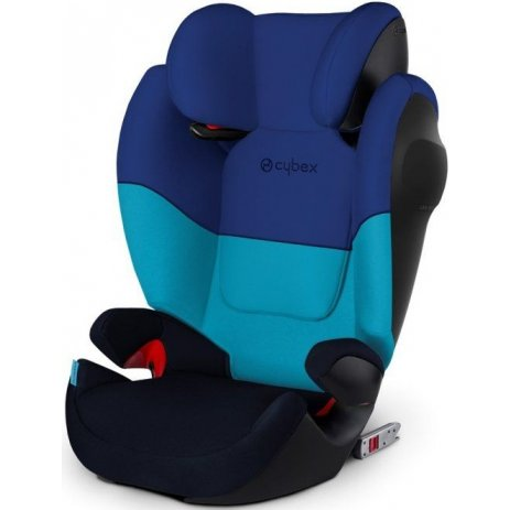 Cybex Solution M-fix SL autosedačka 2020 Blue Moon