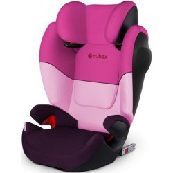 Cybex Solution M-fix SL autosedačka 2021 Purple Rain