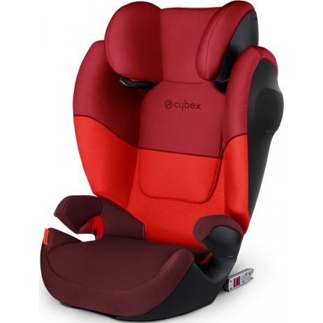 Cybex Solution M-fix SL autosedačka 2018 Rumba Red
