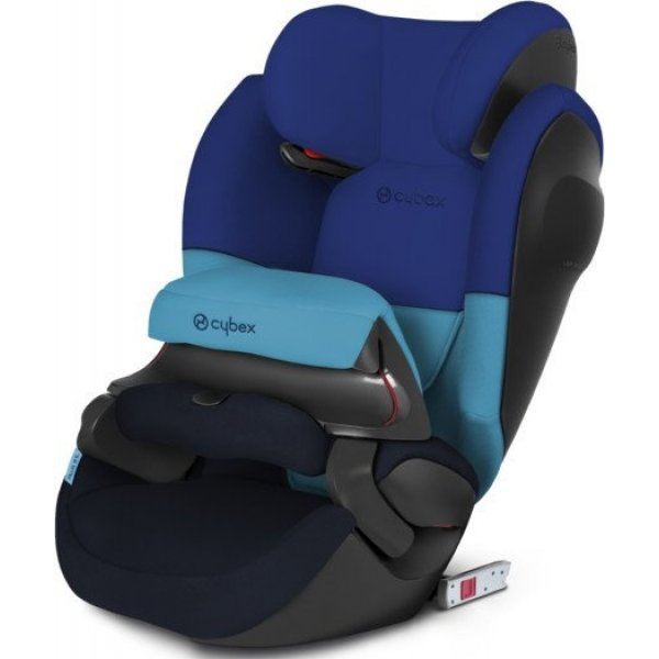 Cybex Pallas M-Fix SL autosedačka 2019 Blue Moon