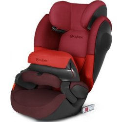 Cybex Pallas M-Fix SL autosedačka 2021 Rumba Red