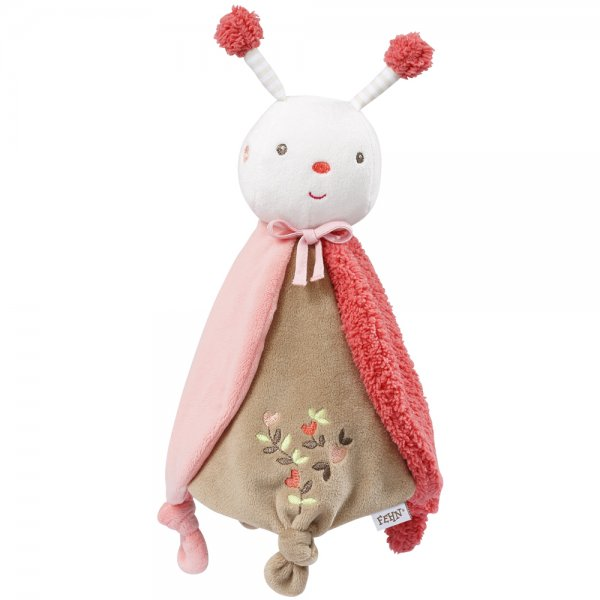 Baby Fehn BAGarden muchláček deluxe Růžová
