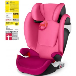 Cybex Solution M-Fix autosedačka 2018 Passion Pink