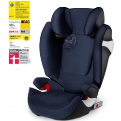 Cybex Solution M-Fix autosedačka 2018 Denim blue