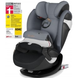 Cybex Pallas M-Fix autosedačka 2018 Pepper Black