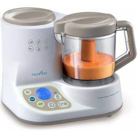 Nuvita Robot + ohřívač lahví + sterilizátor