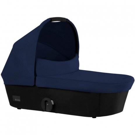 Cybex Kočárek set MIOS MATT BLACK 2018 Midnight Blue