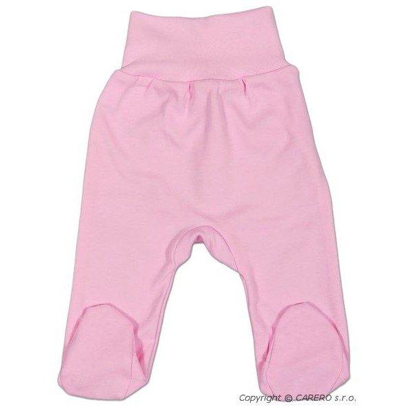 New Baby Kojenecké polodupačky New Baby růžové Růžová