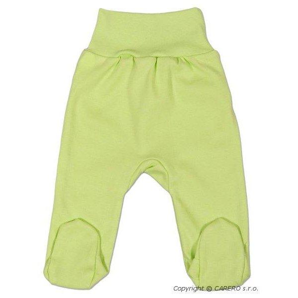 New Baby Kojenecké polodupačky New Baby zelené Zelená